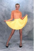 Short Circular Skirt