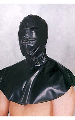 Protective Hood with Shoulder Cape
