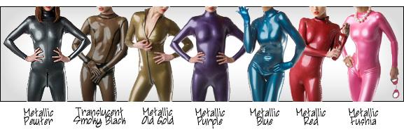 radical rubber color range